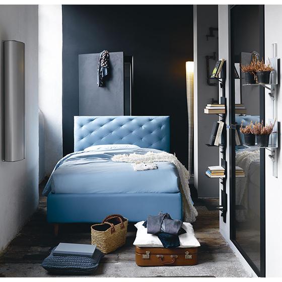 Colección SO de camas tapizadas | Home Interiores Muebles ...