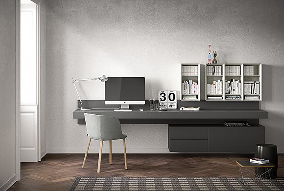 Pianca  home office programa de muebles people