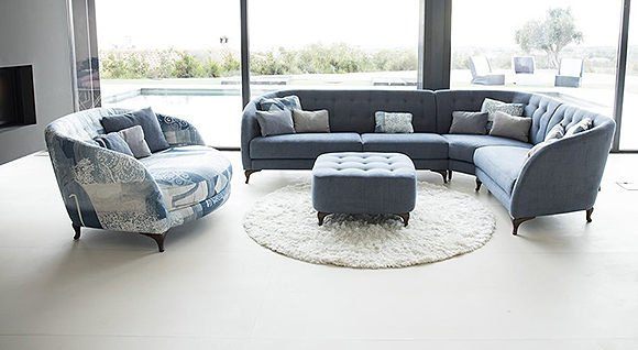 Fama Sofa Modular Astoria