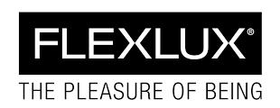Flexlux Relax distribuidor para Bilbao - Bizkaia Home Interiores
